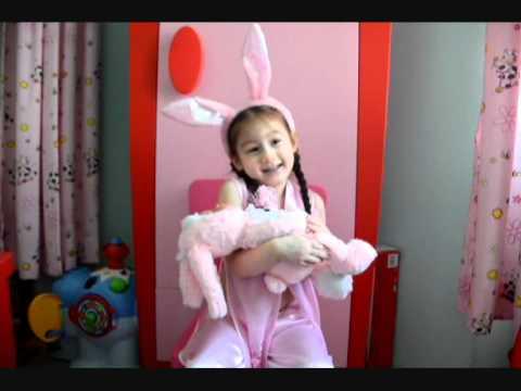 """Thơ """"Thỏ Bông bị ốm"""" Camilla ThyThy"""