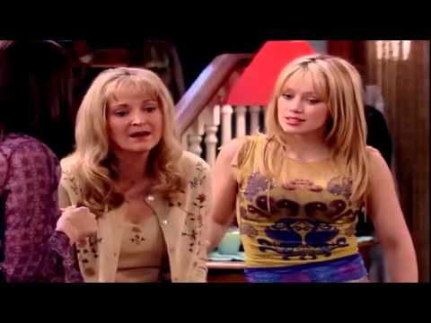 Hilary Duff  George Lopez 2003  TV series  HD