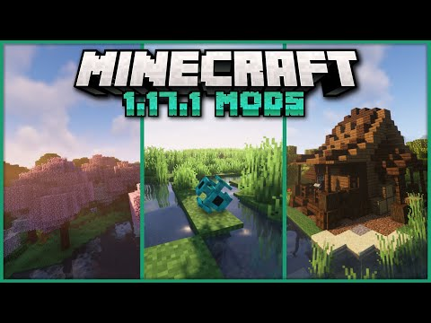 Forge for Minecraft 1.17.1 is Here! Top 20 Mods You Can Play Right Now!