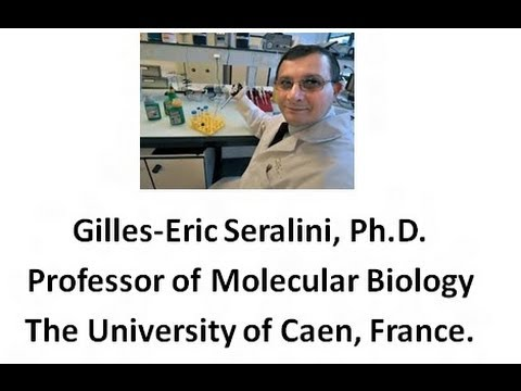 GMO Effects on Tumor Growth with Gilles-Eric Séralini, Ph.D.