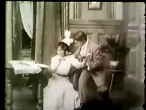 """A Calamitous Elopement"" (1908) director D. W. Griffith"