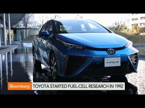 The 2016 Mirai: Toyota's New $62,000 Fuel-Cell Car