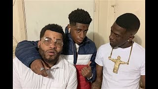 Kevin Gates  Nba youngboy and Boosie talk about their upcoming album