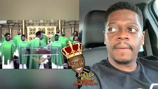 Shuler King - The Choir Got Beef With The Pastor!!!