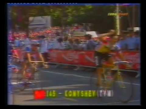 Tour De France 1991EURO SPORT  stage 22