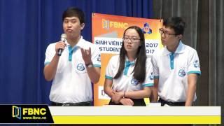 FBNC - Cuộc thi sinh viên biện luận 2017 - Đại học Bách Khoa - Tập 3 (Phần 3)