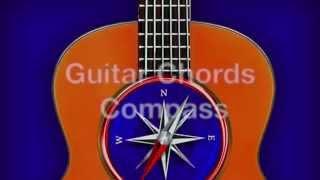 Guitar Chords Compass - see all guitar chords!