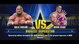 WWE All Stars Fantasy Warfare Part 10 Biggest Superstar XBOX 360