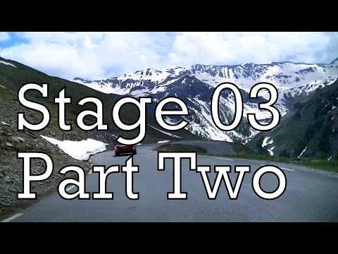 Stage 03 (Part 2) - From the Mountains to Monaco - The Retro Lab's Monte Carlo Rallye