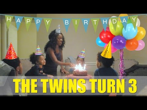 THE TWINS TURN 3 | ZOO DAY  | MY KIDS AND I | EPISODE 3