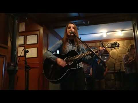 Jackie Verna  (Strawberry Wine) 2018 Live At The Office Bar And Grille Malvern, PA