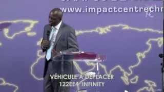 Pasteur Yves Castanou - Tout est Possible : Session 2  Comprendre les niveaux de foi