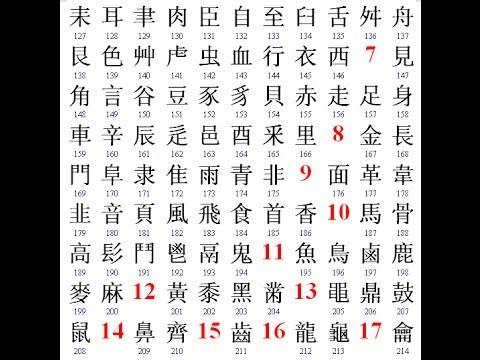 Thaiiptv : สวัสดีเมืองจีน : 汉字 ตัวอักษรจีน