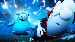 Frankie Aslında Akıllı | Spookiz | Çocuklar İçin Çizgi Filmler