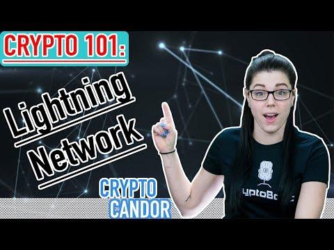 Crypto 101: Lightning Network