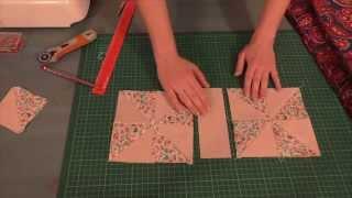 видео Блок «Изба», как сшить своими руками