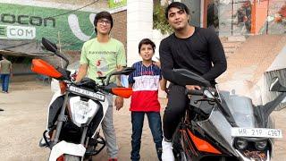 Planning ride with sourav joshi vlogs♥️
