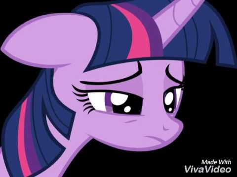 Mlp the midnight in me pony version