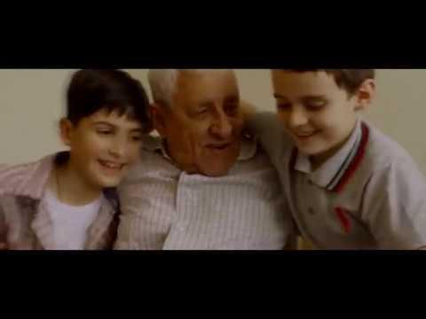 В дедушкиной комнате. Стих про дедушку. До слёз.