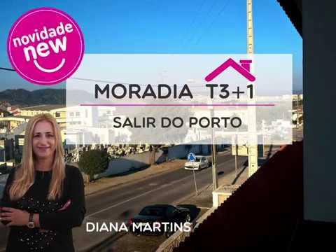 Moradia T3 + 1 - Salir do Porto