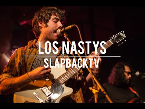 Los Nastys - Full Performance (Live on SlapbackTV)