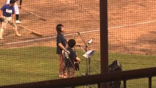 2013/8/10福島県郡山市開成山球場で開催された、横浜DeNAベイスターズVS...