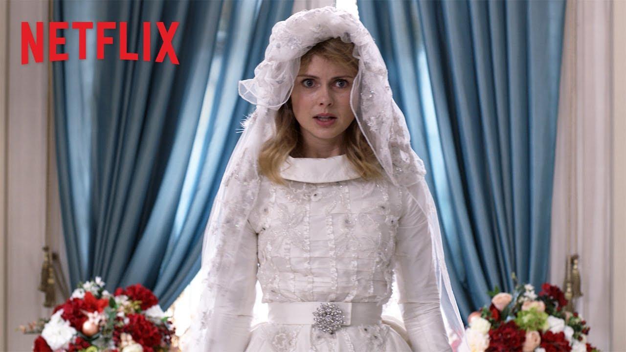 A Christmas Prince: The Royal Wedding   Offizieller Trailer   Netflix - YouTube