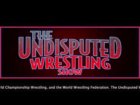 The Patriot (Del Wilkes) Interview on Undisputed Wrestling Part 2