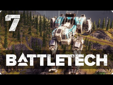 Battletech 2017 Beta Review - Double Strike Hit and Run Tactics with Light Mechs