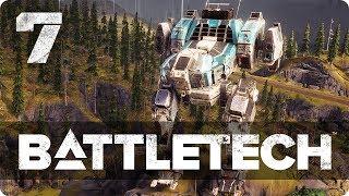 battletech 2017 Beta Review - Double Strike Hit and Run Tactics with Light Mechs