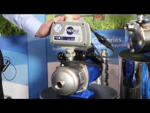 Lowara E-HM Series Pumps