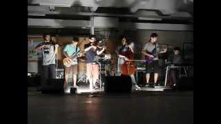Sirenia - Glades Of Summer (20120520 成大熱音社成發 VIOSUAL GTAROCK )