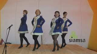 Siamsa(Шиамса). Ирландские танцы в Мурманске. 8 июня 2019 года.