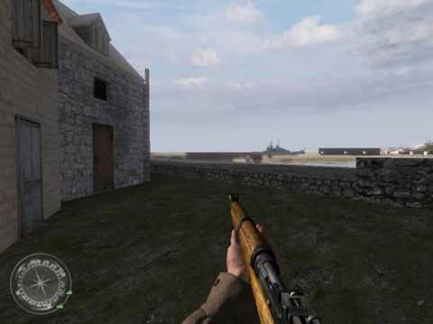 CoD2 Yugoslavia mod |