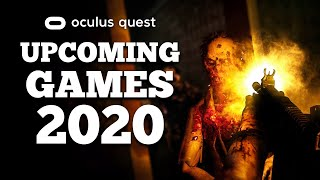 New Oculus Quest Games Coming In 2020