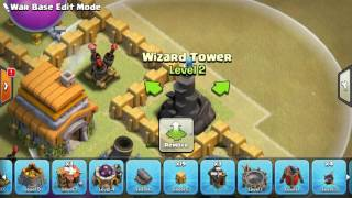 Clash Of Clans   NEW! BEST TOWN HALL 6 (TH6) WAR BASE   2 AIR DEFENCE AND AIR SWEEPER 2016