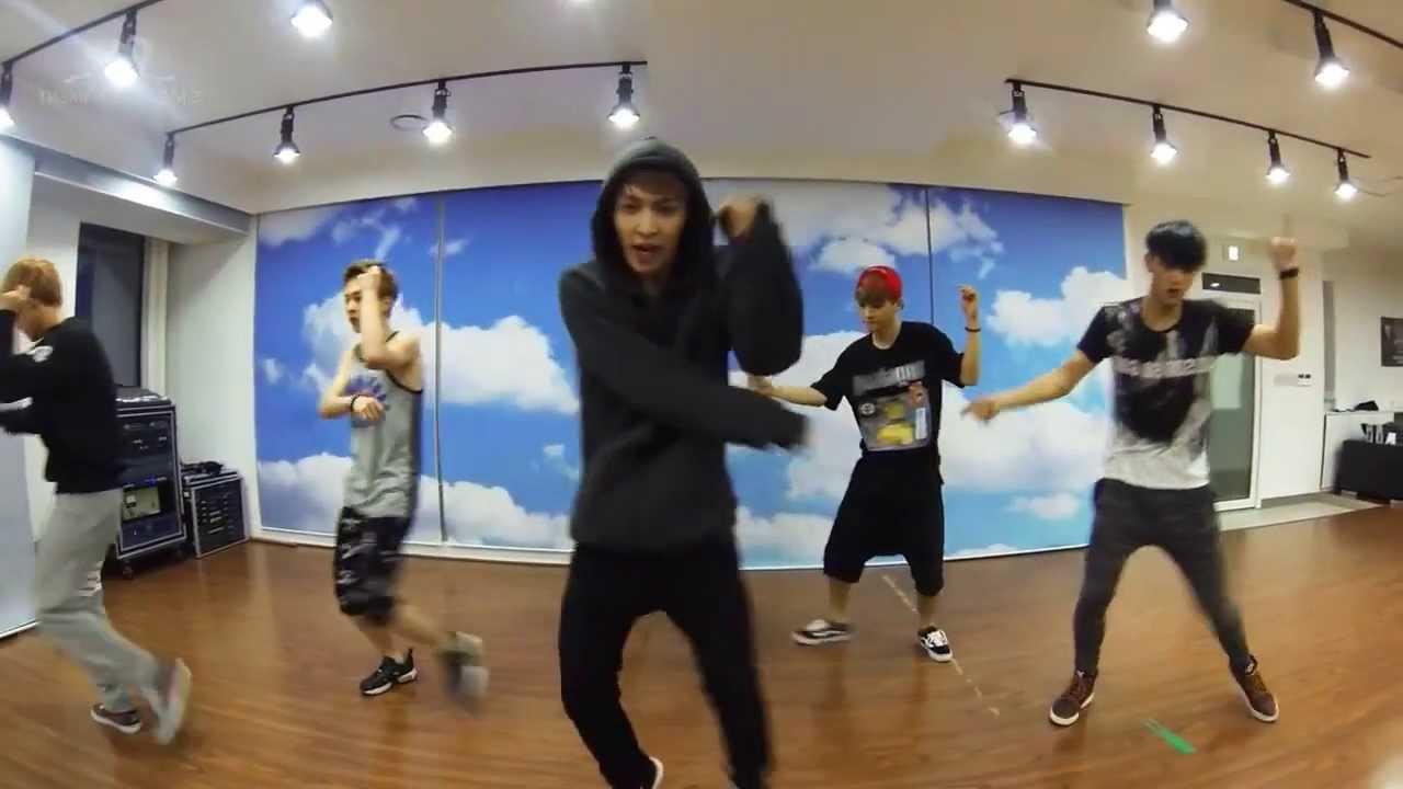 Exo Overdose >> EXO 'Growl' mirrored Dance Practice (Chinese ver) - YouTube