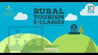 Rural Tourism e-Classes - Class 2 - What is Rural Tourism?