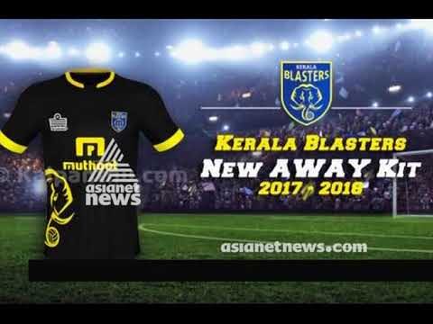 Kerala Blasters  New black  jersey