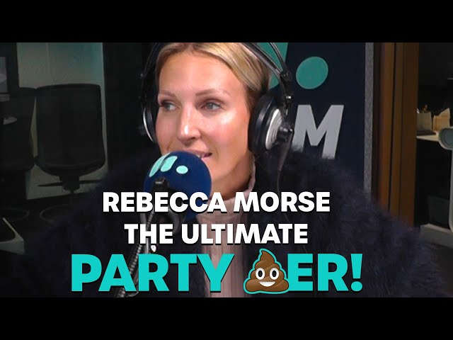 Rebecca Morse: The Ultimate Party Pooper | Bec Cosi and Lehmo