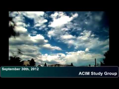 2012-09-30 Raj Christ Jesus Teaches ACIM through Paul (A Study Group [RajCast])