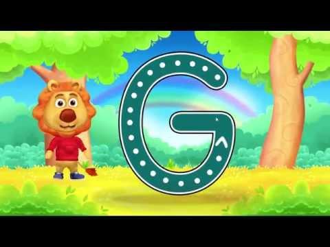 ABC Kids | คำศัพท์ภาษาอังกกษ หัดเขียน หัดอ่าน หัดวาด
