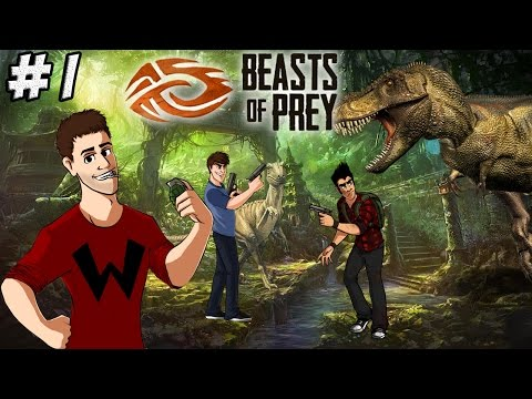 Beasts of Prey Part 1: Jp and Zombie are Back!