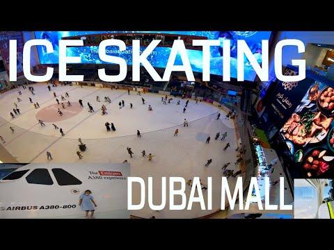 SHE EXPLORES DUBAI MALL FOR THE 1ST TIME  DUBAI MALL UAE 2021 ARSHED THE PILOT 