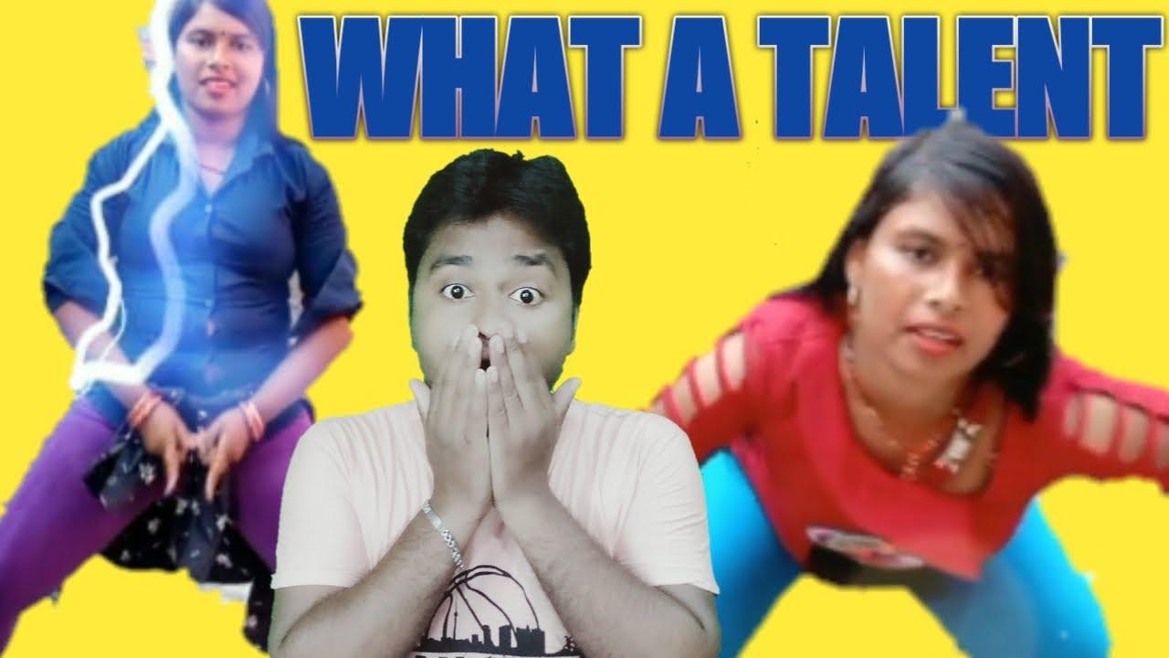 What a talent . Tiktok vs YouTube .tiktok star Roasted . Carryminati . Kiran Dutta . The bong guy