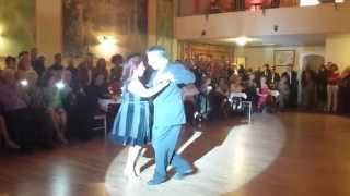 Argentine tango: Graciela Gonzalez & Jorge Torres - Yo Te Quiero Mi Bien