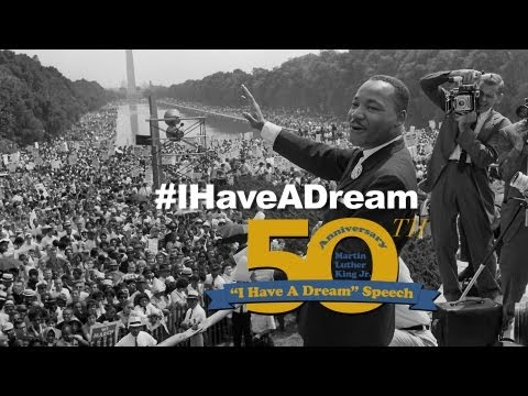 "Martin Luther King ""I Have a Dream"" 50th Anniversary"