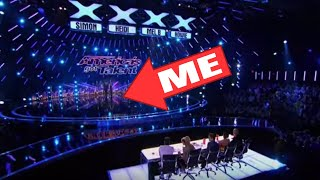 I Auditioned for AGT 2018 (but the judges were pretty rude)