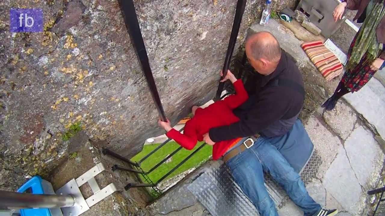 ba853ef5643eb The Blarney stone - YouTube