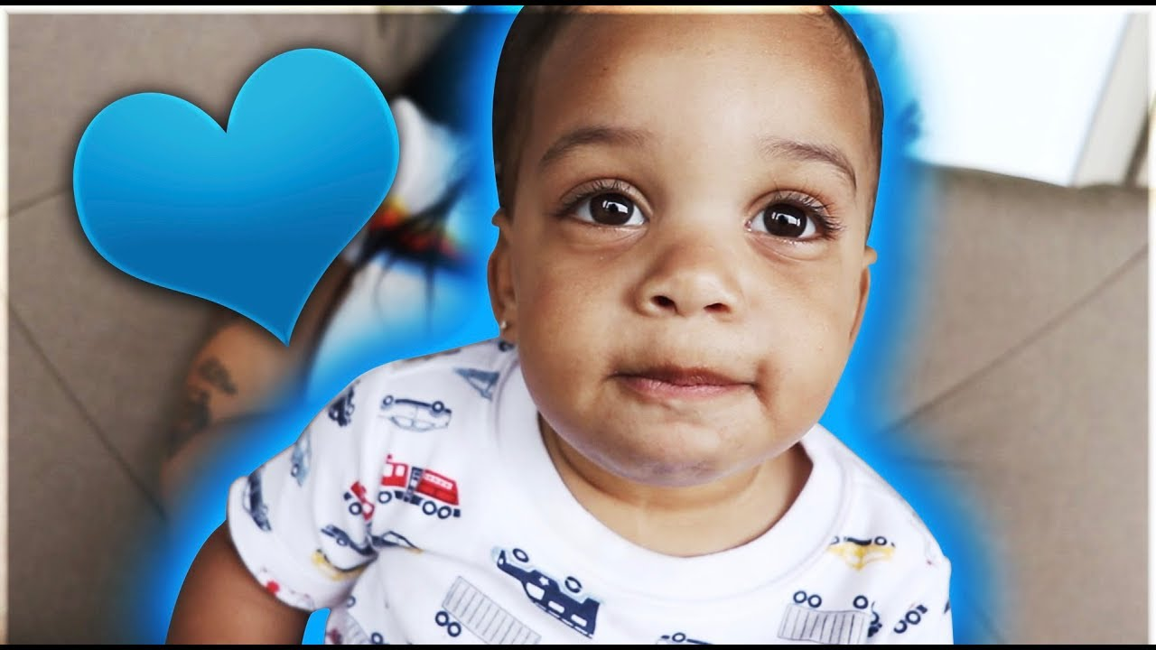 Tubget Download Video Kyrie Got His First Haircut The Prince Family